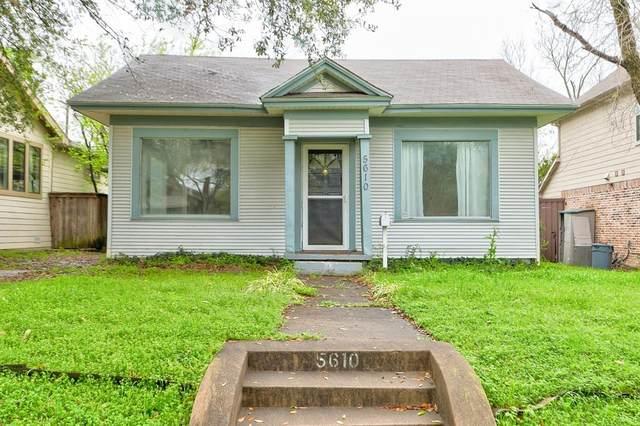 5610 Goodwin Avenue, Dallas, TX 75206 (MLS #14307047) :: Robbins Real Estate Group