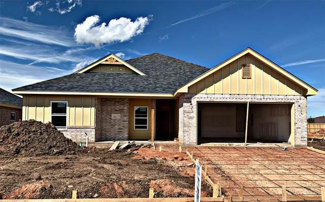 308 Sweet Pea Path, Abilene, TX 79602 (MLS #14307256) :: Ann Carr Real Estate