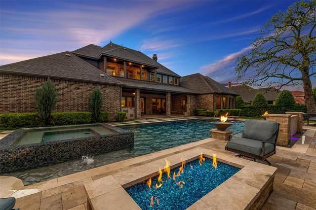 1009 Tennyson Drive, Southlake, TX 76092 (MLS #14307435) :: Frankie Arthur Real Estate