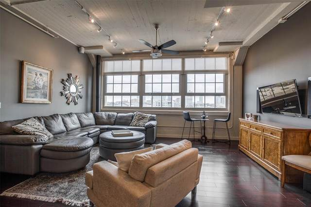 2600 W 7th Street #2454, Fort Worth, TX 76107 (MLS #14308048) :: The Mitchell Group