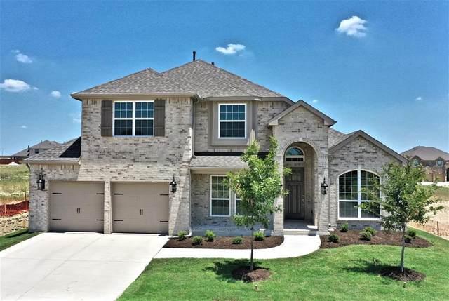 5312 Center Hill Drive, Fort Worth, TX 76179 (MLS #14308571) :: Team Tiller