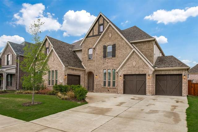 3900 Blue Sage Drive, Prosper, TX 75078 (MLS #14308623) :: The Mitchell Group