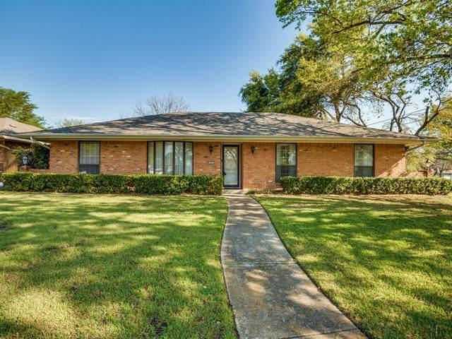 501 Mccoy Drive, Irving, TX 75062 (MLS #14308986) :: The Kimberly Davis Group