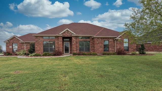 5542 Tree Grace Lane, Kaufman, TX 75142 (MLS #14309036) :: All Cities USA Realty