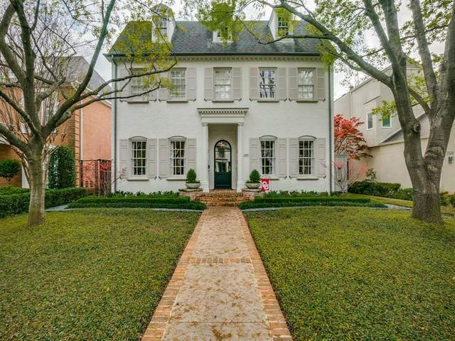 3517 Potomac Avenue, Highland Park, TX 75205 (MLS #14309279) :: Robbins Real Estate Group