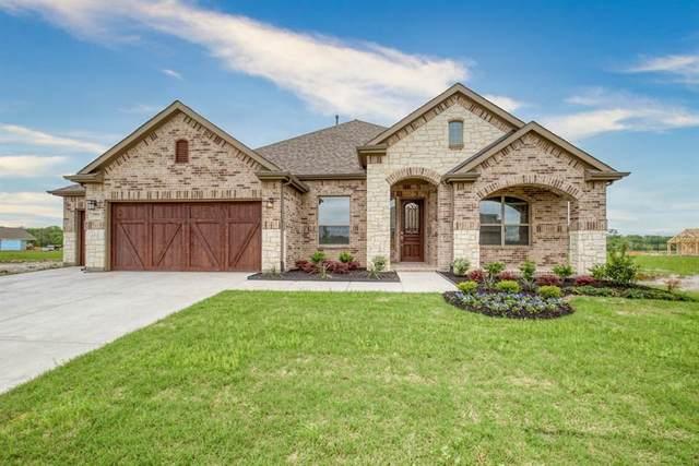 8804 Brushy Springs Drive, Mckinney, TX 75071 (MLS #14309382) :: The Kimberly Davis Group
