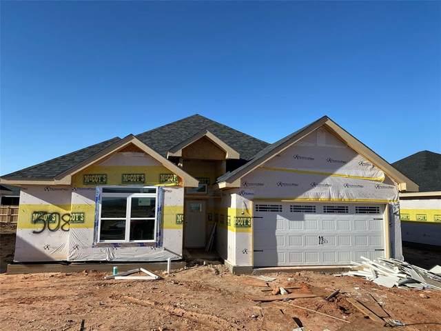 308 Martis Way, Abilene, TX 79602 (MLS #14309507) :: Ann Carr Real Estate