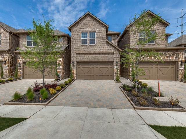 4837 Pasadena Drive, Plano, TX 75024 (MLS #14309639) :: The Hornburg Real Estate Group