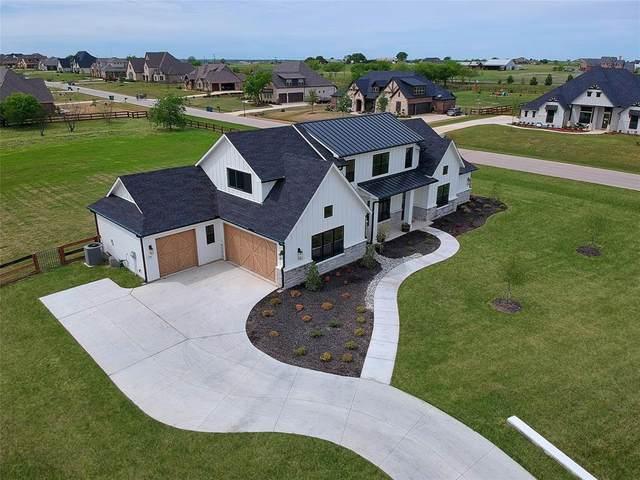 200 Sutherland Cres, Northlake, TX 76247 (MLS #14309659) :: Justin Bassett Realty