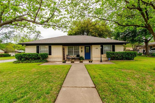2501 Shady Grove Drive, Bedford, TX 76021 (MLS #14309702) :: EXIT Realty Elite