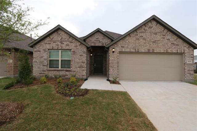 2820 Evergreen Trail, Celina, TX 75009 (MLS #14309735) :: All Cities USA Realty