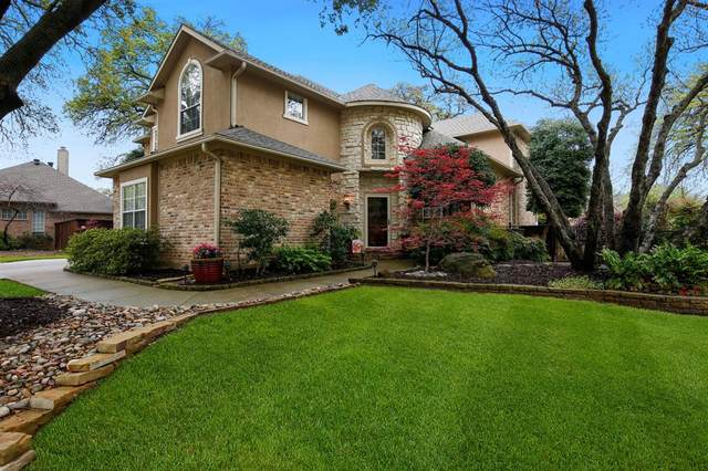 3508 Tinsdale Drive, Flower Mound, TX 75022 (MLS #14309980) :: The Tierny Jordan Network