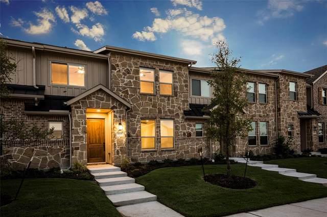 1205 Pebblebrook Drive, Mckinney, TX 75071 (MLS #14310060) :: All Cities USA Realty