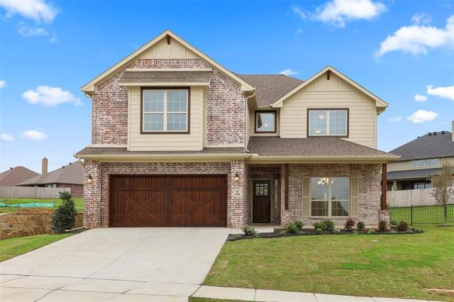 3100 Arbor View Drive, Burleson, TX 76028 (MLS #14310093) :: The Mitchell Group