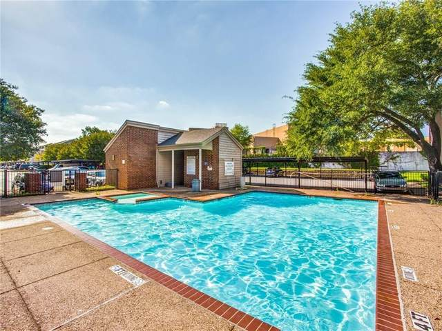 9747 Whitehurst Drive #137, Dallas, TX 75243 (MLS #14310102) :: The Chad Smith Team