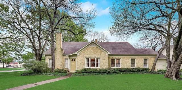 503 W Knox Street, Ennis, TX 75119 (MLS #14310113) :: The Good Home Team