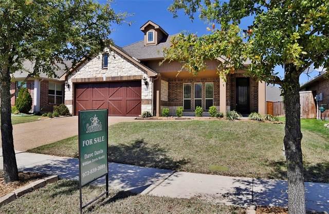 809 Lighthouse Lane, Savannah, TX 76227 (MLS #14310235) :: Real Estate By Design