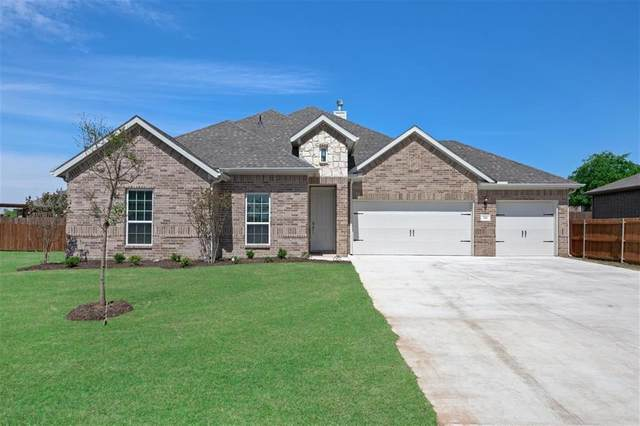 204 Laurel, Crowley, TX 76036 (MLS #14310279) :: NewHomePrograms.com LLC
