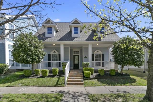 1620 Spanish Moss Way, Savannah, TX 76227 (MLS #14310520) :: Real Estate By Design
