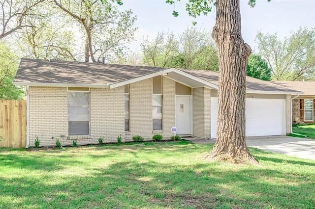 5758 Haney Court, Watauga, TX 76148 (MLS #14310565) :: Justin Bassett Realty