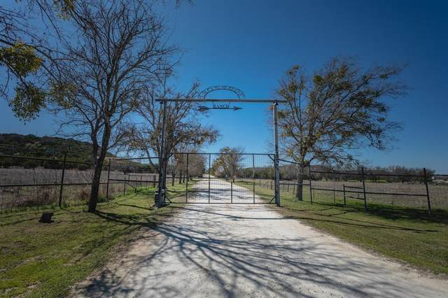 207 Pr 2121, Meridian, TX 76665 (MLS #14310585) :: The Chad Smith Team