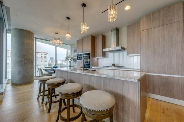 3130 N Harwood Street #1004, Dallas, TX 75201 (MLS #14310621) :: Vibrant Real Estate