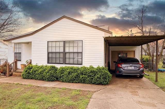 1710 SE 21st Street, Mineral Wells, TX 76067 (MLS #14310628) :: The Kimberly Davis Group