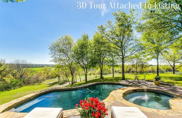 116 Hidden Lake Ranch Road, Aledo, TX 76008 (MLS #14310669) :: Potts Realty Group