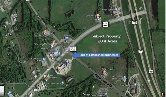 000 Hi 175 And Hi 274 Highway, Kemp, TX 75143 (MLS #14310784) :: All Cities USA Realty