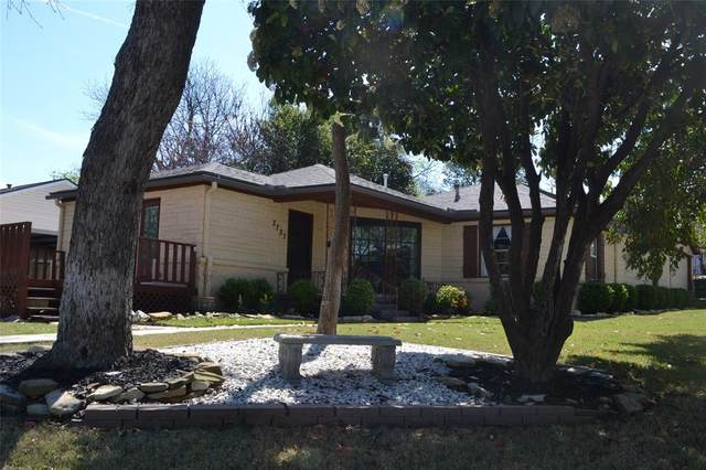 3737 Byers Avenue, Fort Worth, TX 76107 (MLS #14310876) :: All Cities USA Realty