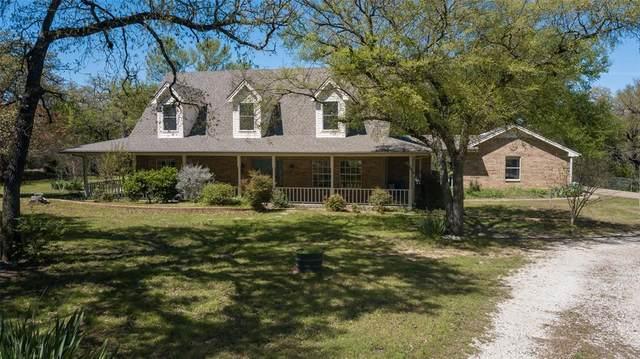 806 J E Woody Road, Springtown, TX 76082 (MLS #14310881) :: The Hornburg Real Estate Group