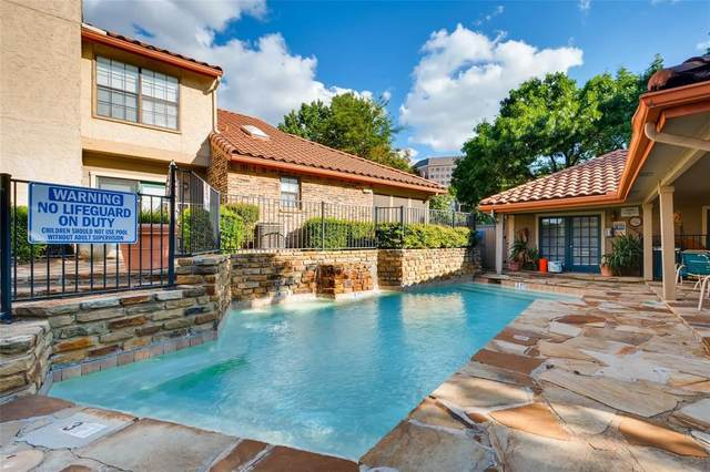 6508 Hickock Drive 7B, Fort Worth, TX 76116 (MLS #14311538) :: Results Property Group