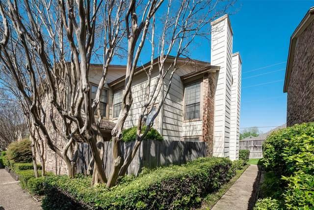 11311 Audelia Road #217, Dallas, TX 75243 (MLS #14311653) :: The Chad Smith Team