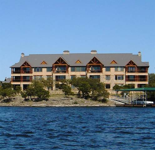 2504 Century Oak Drive #203, Possum Kingdom Lake, TX 76449 (MLS #14311820) :: The Mauelshagen Group