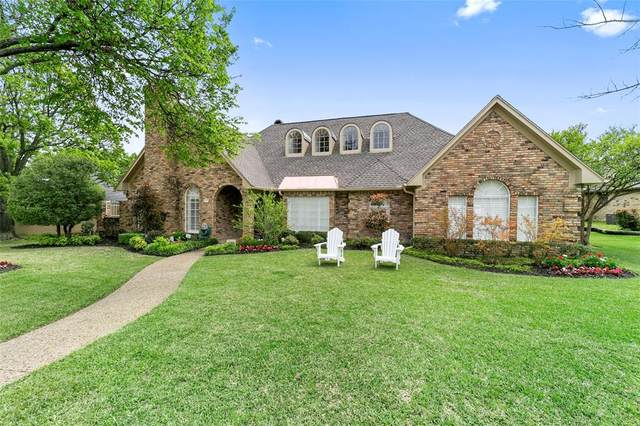 9612 Viewside Drive, Dallas, TX 75231 (MLS #14311876) :: The Mauelshagen Group