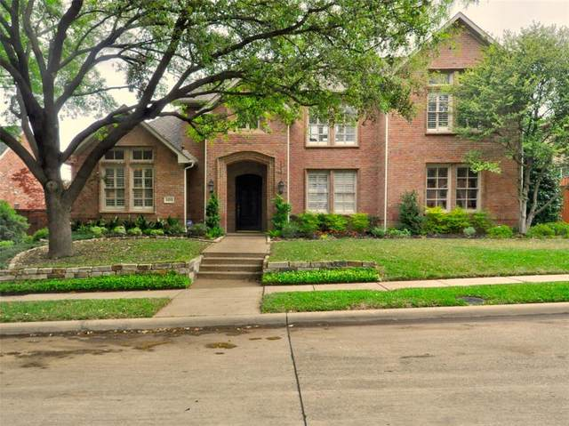 6413 Vicki Lane, Plano, TX 75093 (MLS #14312019) :: Hargrove Realty Group
