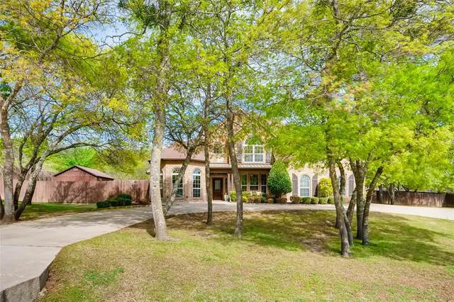 122 Wood Bend Court, Weatherford, TX 76087 (MLS #14312115) :: The Good Home Team