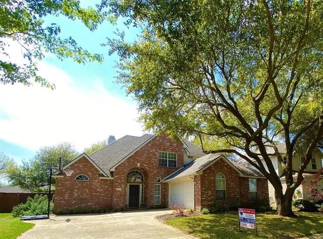 1311 Mills Court, Allen, TX 75013 (MLS #14312332) :: Frankie Arthur Real Estate
