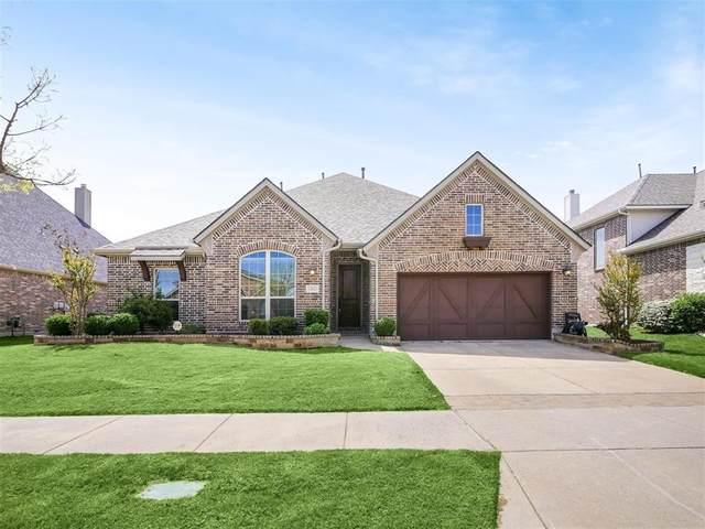13931 Pomegranate Drive, Frisco, TX 75035 (MLS #14312451) :: The Kimberly Davis Group