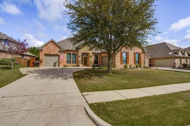 2807 Adams Drive, Melissa, TX 75454 (MLS #14312649) :: The Kimberly Davis Group