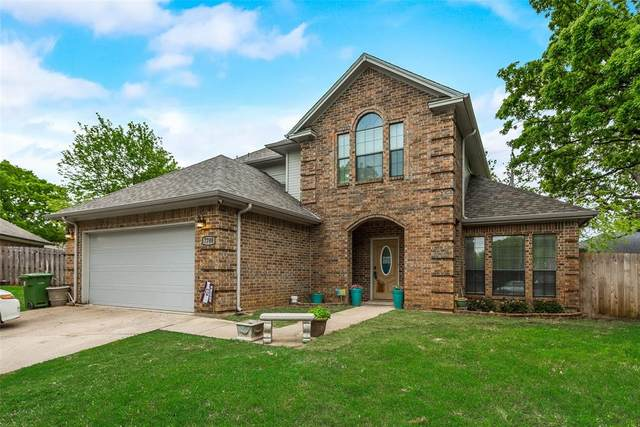 7700 Driftwood Court, North Richland Hills, TX 76182 (MLS #14312737) :: Team Hodnett