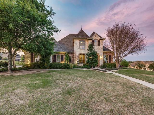 2 Maltese Circle, Heath, TX 75032 (MLS #14312933) :: The Welch Team