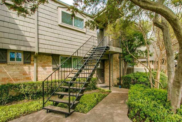 7705 Meadow Park Drive #210, Dallas, TX 75230 (MLS #14313212) :: The Mauelshagen Group