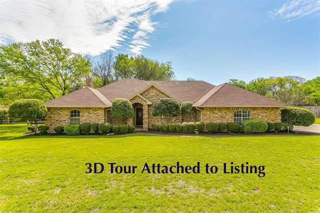109 Royal Oak Drive, Annetta, TX 76008 (MLS #14313220) :: Potts Realty Group