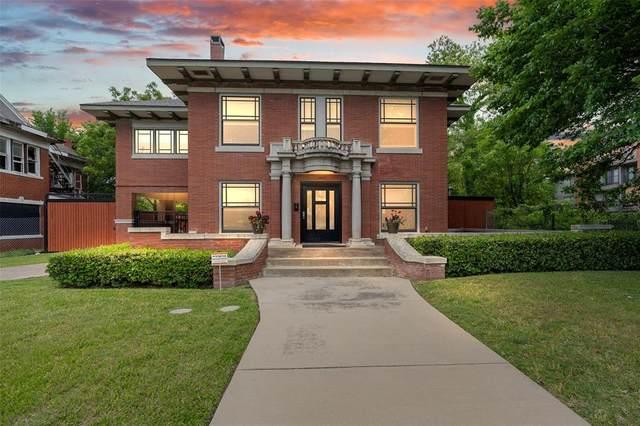 4907 Gaston Avenue, Dallas, TX 75214 (MLS #14313429) :: Hargrove Realty Group