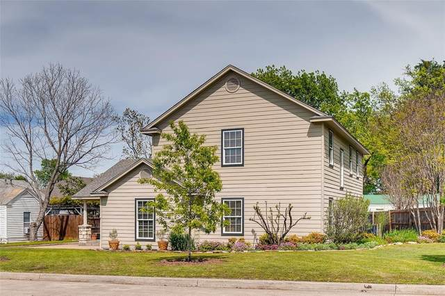 700 Northwood Road, Fort Worth, TX 76107 (MLS #14313583) :: Team Tiller