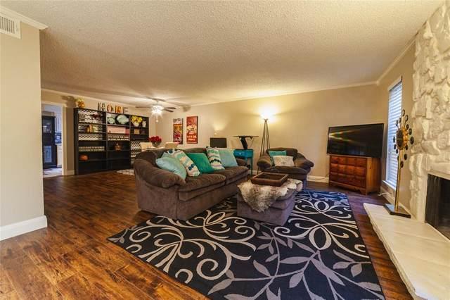 10650 Steppington Drive #143, Dallas, TX 75230 (MLS #14313594) :: Front Real Estate Co.