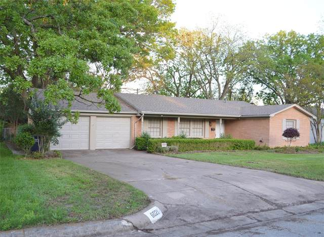 6021 Wester Avenue, Fort Worth, TX 76133 (MLS #14313664) :: All Cities USA Realty