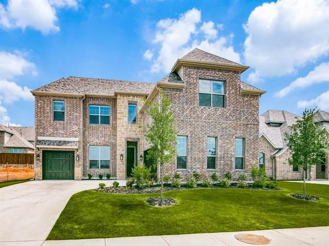 625 Summer Oaks Drive, Rockwall, TX 75087 (MLS #14313777) :: NewHomePrograms.com LLC