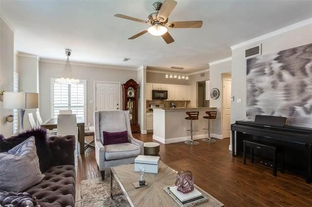 7151 Gaston Avenue #301, Dallas, TX 75214 (MLS #14314192) :: Bray Real Estate Group